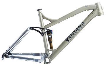 Ventana 2014 Zeus 650b Mountain Bike