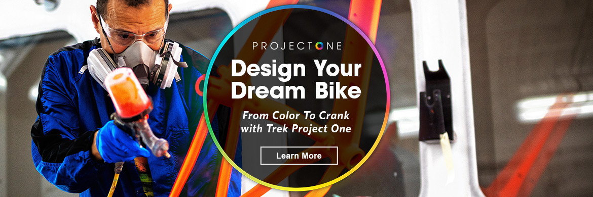 Trek Project One from Trek Bicycle Store of Bradenton