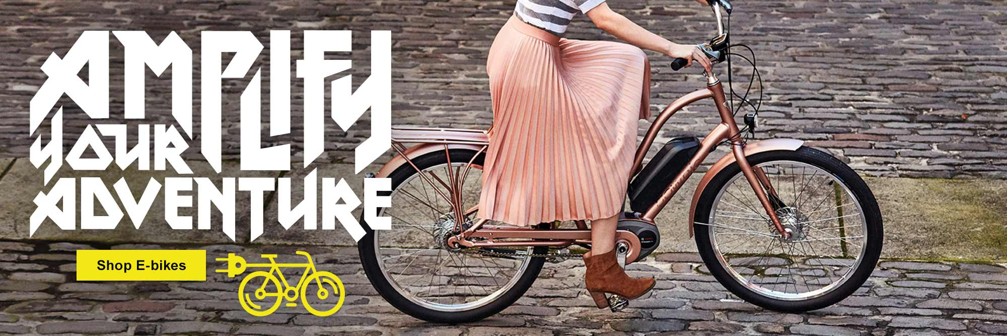 Electra Townie Go Electric Bicycles