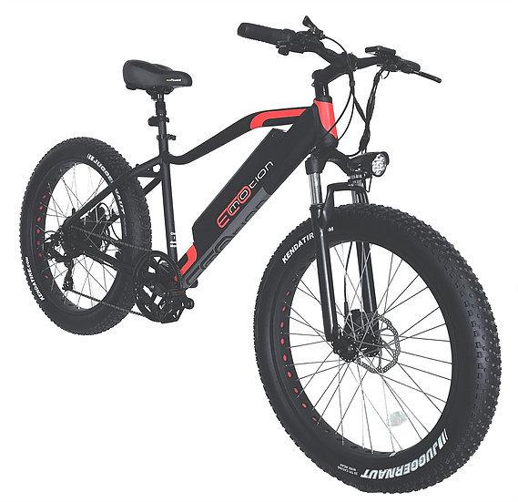 EcoMotion Core Pro e-Fat Bike