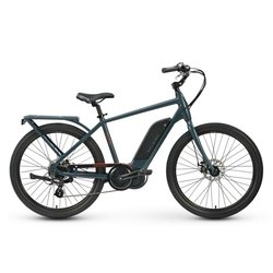 Raleigh Electric Sprite iE Step Over