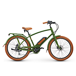 Raleigh Electric Retroglide Royale iE Step Over