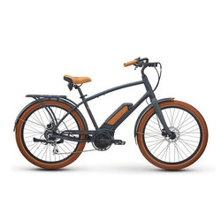 Raleigh Electric Retroglide Royale iE 2.0 Step Over