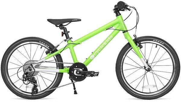 """CycleKids 20"""" CYCLE Kids Bike Chaos Green"""