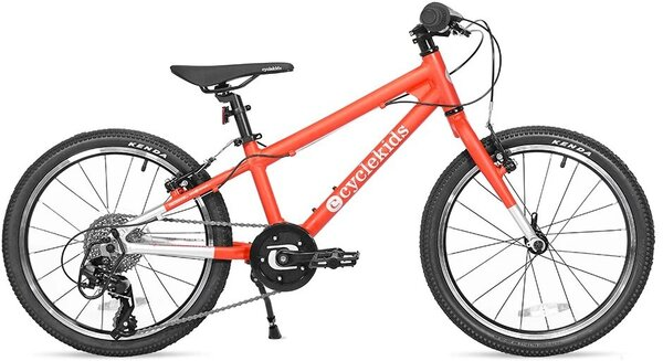 "CycleKids 20"" CYCLE Kids Bike Orange"