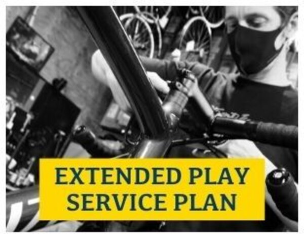 Bike Therapy Extended Play 3-Year Service Plan-New Bike
