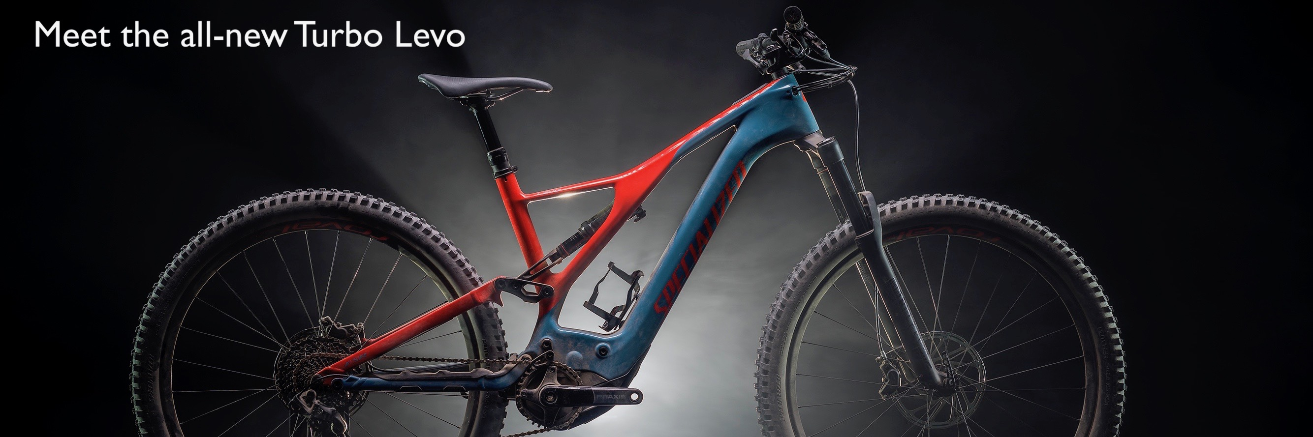 Meet the all-new Turbo Levo