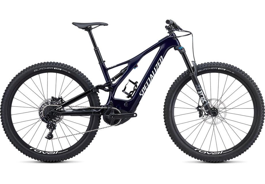 Picture of black E-Bike