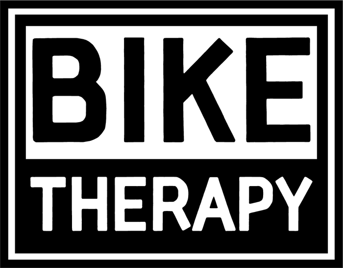 Bike Therapy Stacked logo