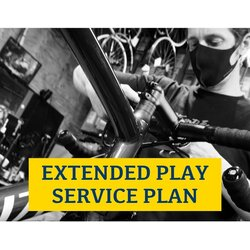 Bike Therapy Extended Play 3-Year Service Plan-Used Bike