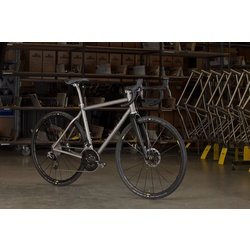 Moots Routt 45 Polished/Ultegra Di2, 56cm