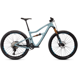 Ibis Ripley V4 Blue Steel, XL, SLX, Fox Factory, I9 wheels, carbon bar