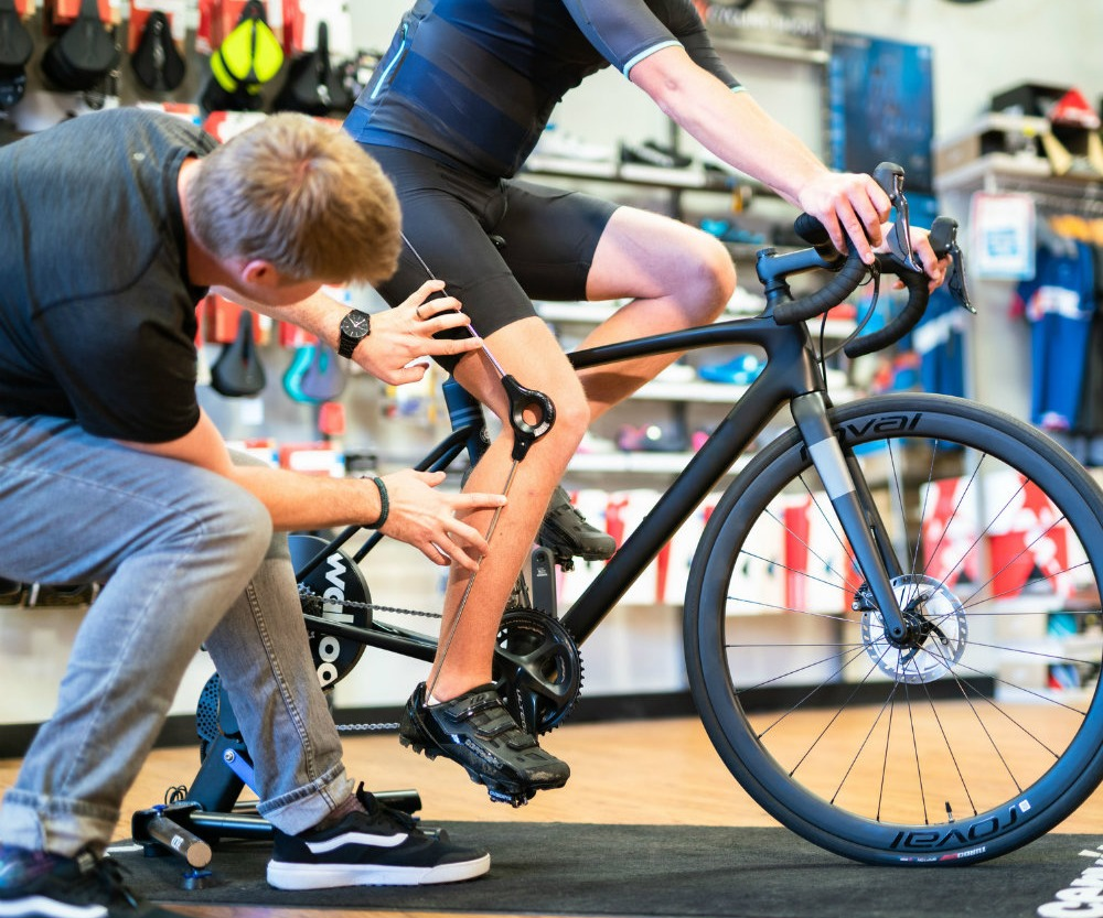 Professional Bike Fit Services