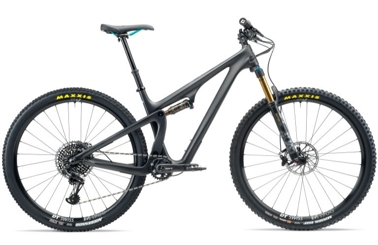 Yeti Race SB 100 Black Bike