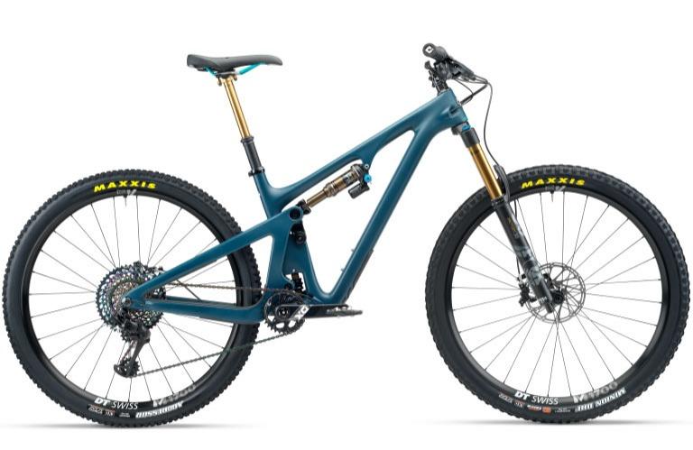 Yeti Rip SB 130 Storm Bike