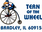 Tern of the Wheel Bicycles Logo