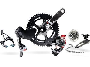 SRAM Red 10-Speed Components Kit (BB30 Bottom Bracket)