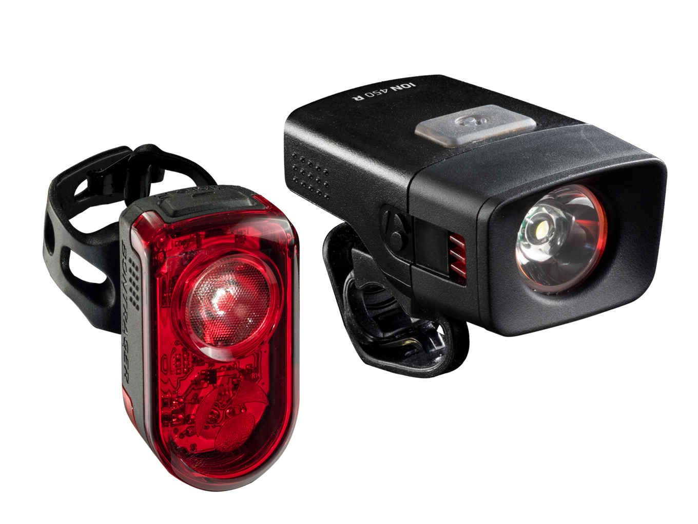 Bontrager Ion 2 Headlight/Flare 3 Taillight Set