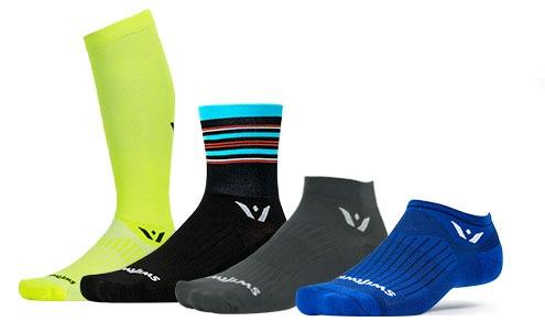 SockGuy Rider Socks (Black)