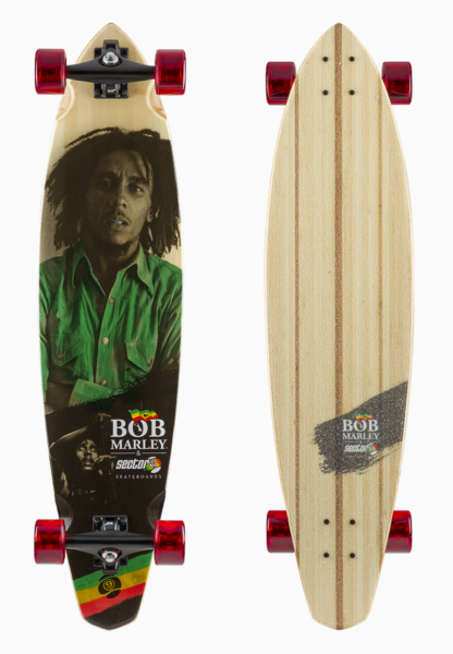Sector 9 Bob Marley Exodus