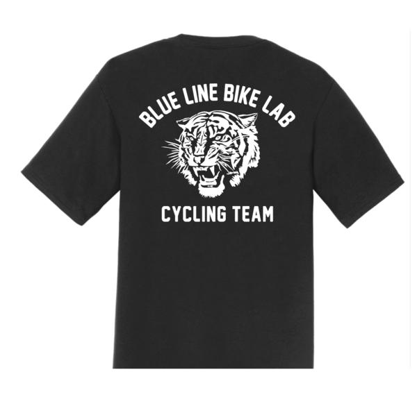 Blue Line Bike Lab Team Tiger Womens T-Shirt