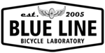 Blue Line Bicycle Laboratory Logo