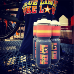 Blue Line Bike Lab Champion Bottle