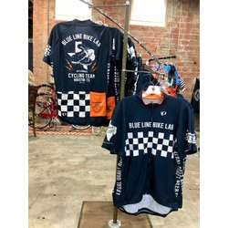 Blue Line Bike Lab Mens Battle Snake Jersey