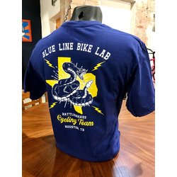 Blue Line Bike Lab Mens Battle Snake Shirt