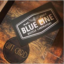Blue Line Bike Lab Gift Card