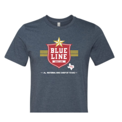 Blue Line Bike Lab Tribute T-Shirt