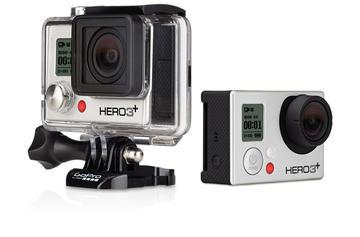 GoPro Hero 3+ Silver Edition Camera