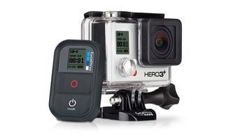 GoPro Hero 3+ Black Camera