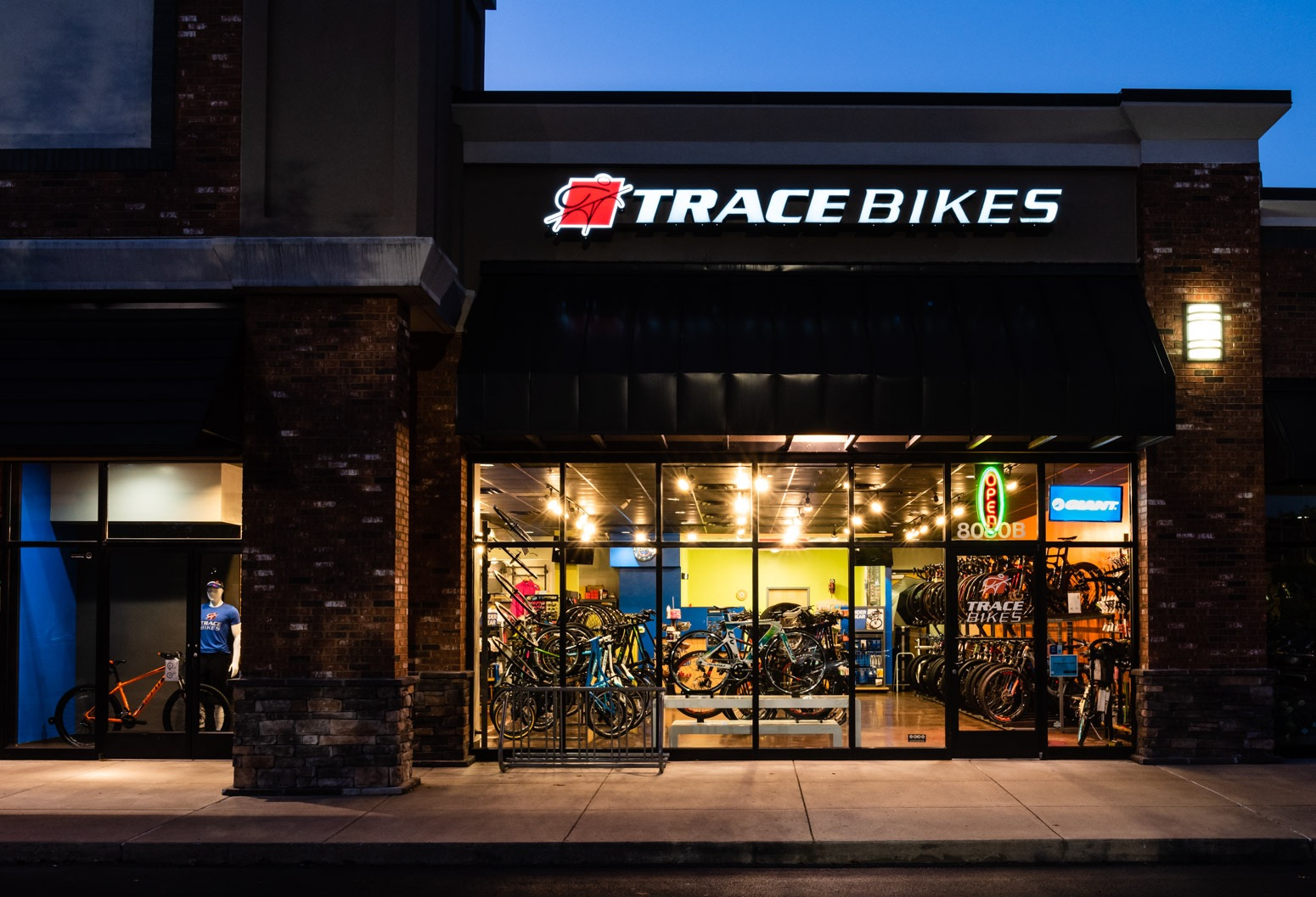 Trace Bikes - Your local bike shop on the west side of Nashville, TN