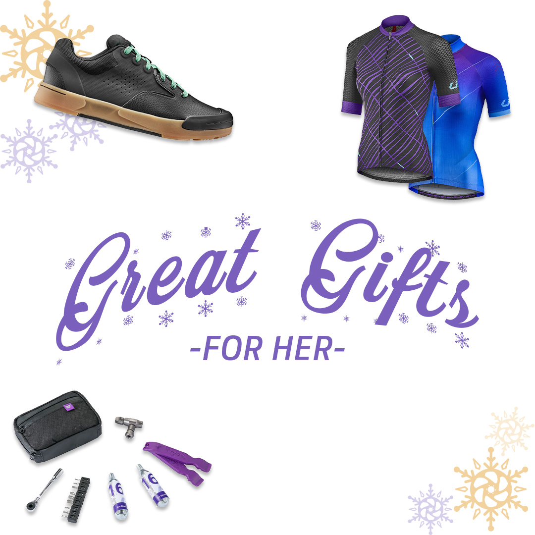 Great Gifts for Her at Trace Bikes