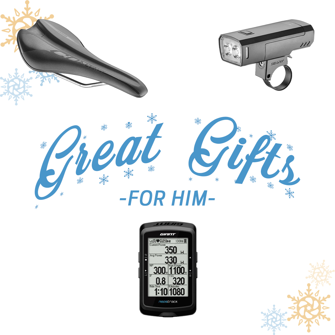 Great Gifts for Him at Trace Bikes
