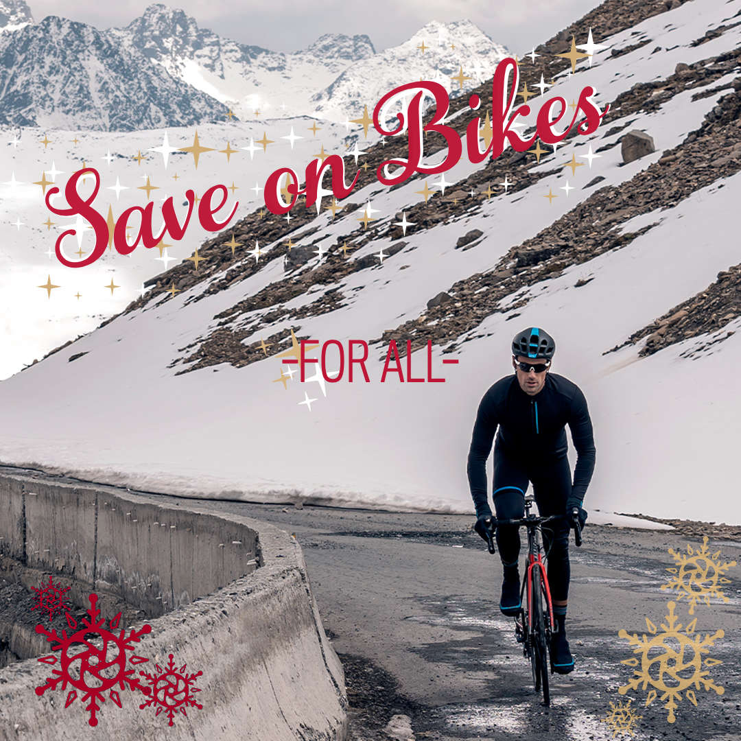 Save on Bikes For All at Trace Bikes
