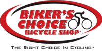 Biker's Choice Bicycle Shop logo - link home page