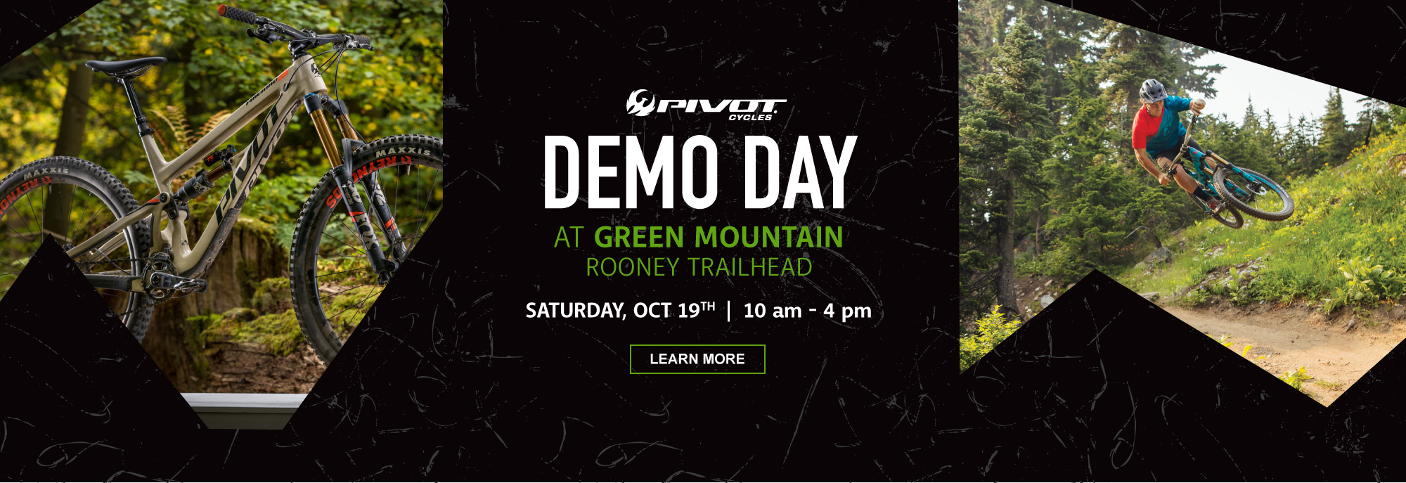 Pivot Cycles Demo Day Green Mountain Colorado October 19, 2019