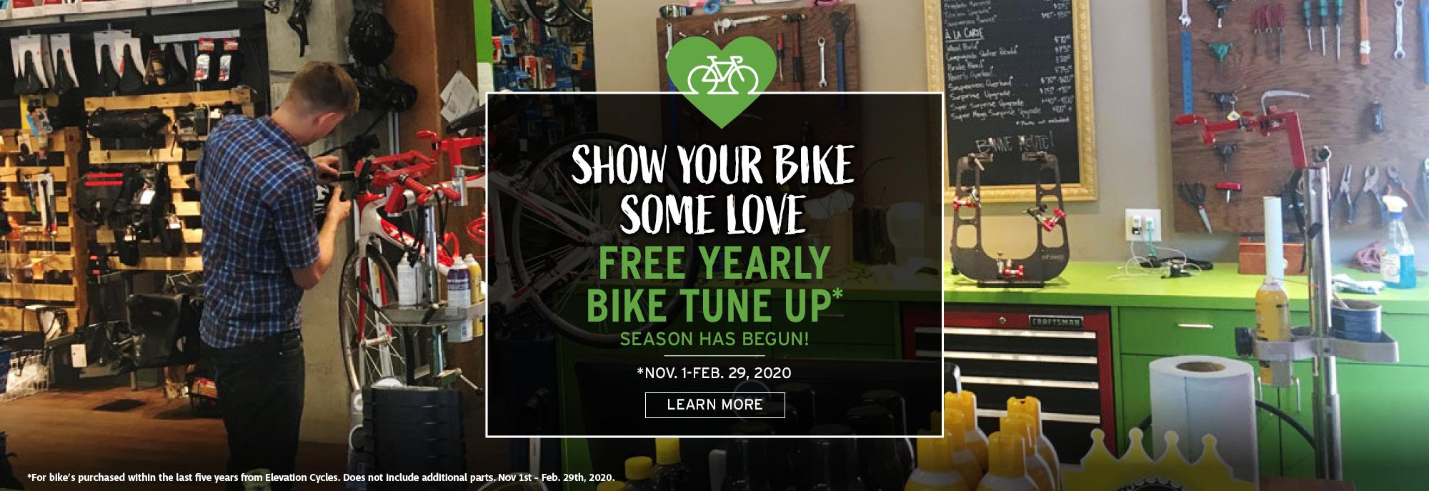 Denver Highlands Ranch Parker Bike Tune-Up