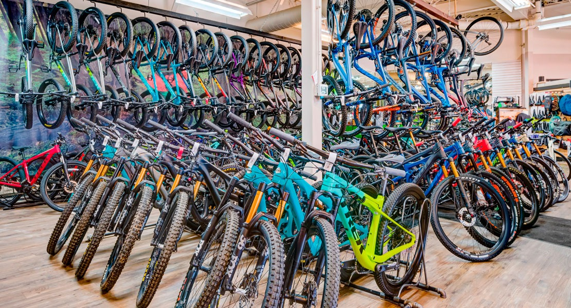 Elevation Cycles Highlands Ranch Colorado Bike Shop Mountain Bikes Trek Pivot Yeti