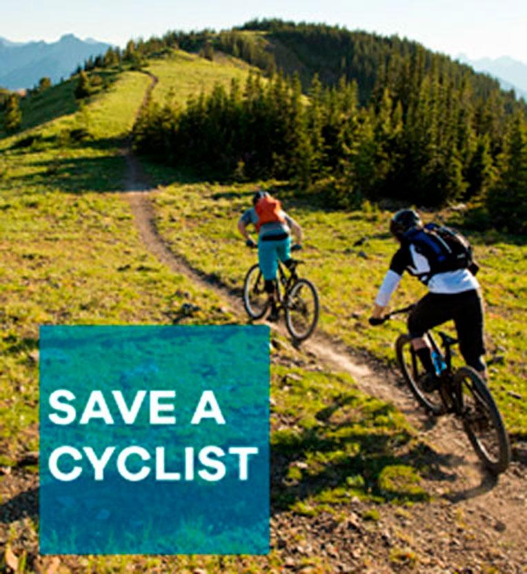 Save A Cyclist Denver Health Trauma Services and Elevation Cycles Colorado Clinic