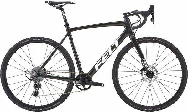 Felt Bicycles F3X Carbon Cyclocross Bike // Gravel Road CX Disc Sram Rival 1x11