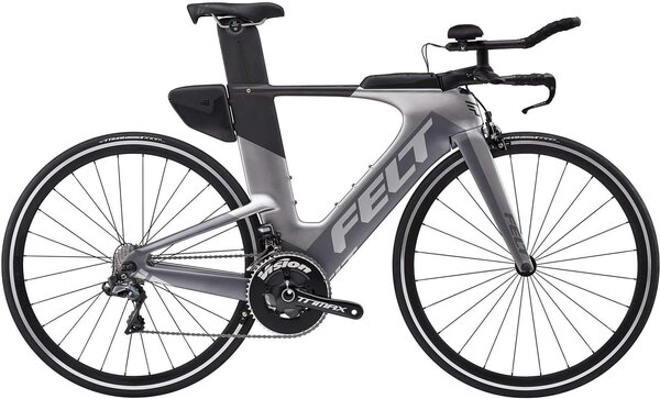 Felt Bicycles IA10 Carbon Triathlon Bike // TT Time Trial Shimano Di2 R8050