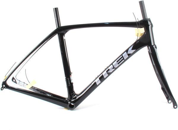 Trek P1 Domane SLR Disc Brake Road Bike Frame Black/Silver