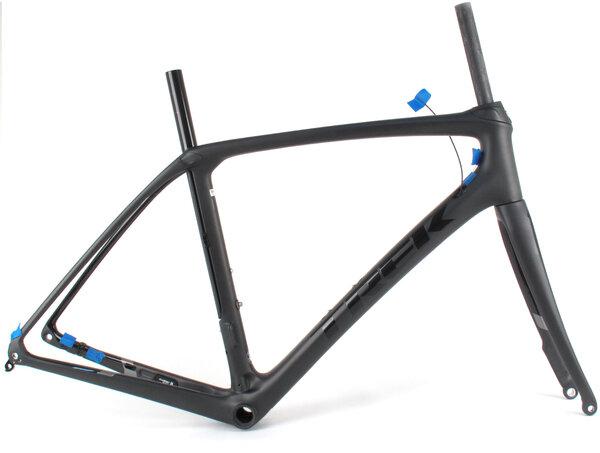 Trek Trek P1 Domane SLR Road Bike Frameset Black/Black