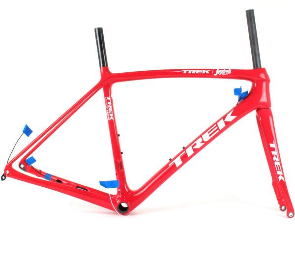 Trek Emonda SLR Disc Road Frameset // Project One // Red/White