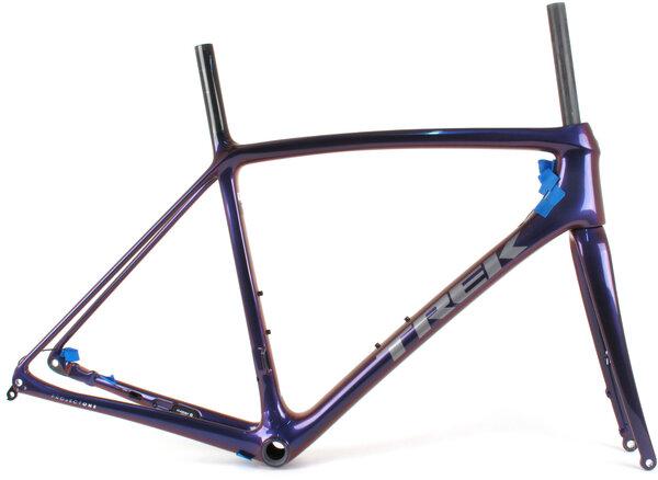 Trek Emonda SLR Disc Road Frameset // Project One // Purple/Charcoal