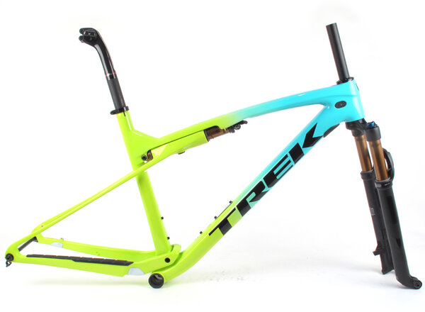 """Trek Trek Supercaliber 29"""" Fox Factory Frame and Fork // Project One // X-Large"""