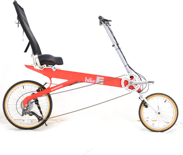 Bike E Recumbent - Small